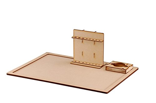 コバアニ模型工房 モデリングボード 2 木製組み立て式 模型製作用作業台 TW-024
