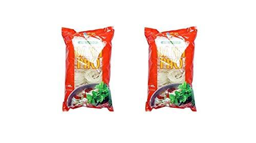 アオザイ フォー(ポーションパック) タピオカ入り 400g(50g×8の小分け) × 2袋 (2袋【まとめ買い】)
