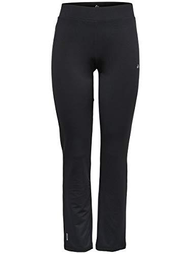 Only Onpnicole Jazz Training Pants-Opus Mallas de Entrenamiento, Negro (Black Black), 38 (Talla del Fabricante: Small) para Mujer