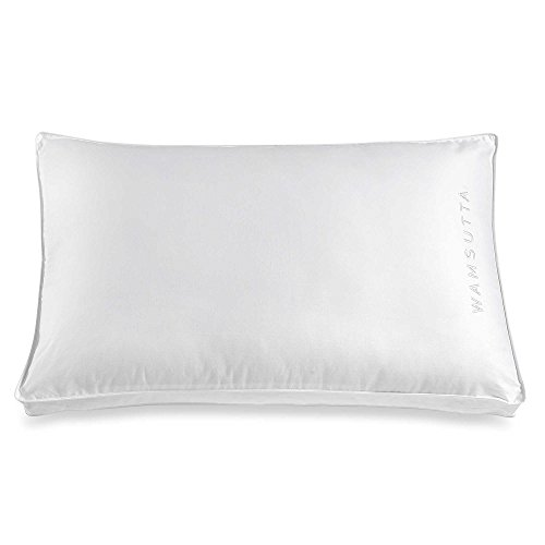 Wamsutta 34' L x 18' W Medium Support King Size 100% cotton Stomach Sleeper Pillow