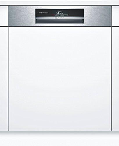 Preisvergleich Produktbild Bosch SMI88TS16E Serie 8 Geschirrspüler Teilintegriert / A+++ / 237 kWh / 14 MGD / Glasschutz-Technik / Gläseranlagebügel
