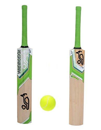 PMG Hotspot Kid's Junior Wooden Tennis Cricket Bat Size 5 for 8-11 Years Kids
