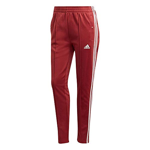 adidas W MH Snap Pant – Pantaloni da Donna, Donna, Pantaloni, GC6933, Rosso (rojleg), M