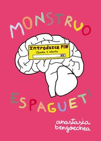 Monstruo Espagueti (Novela gráfica)