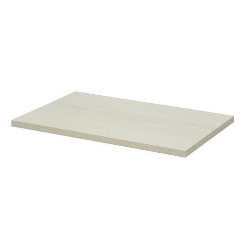 エイ・アイ・エス(AIS) テーブルキッツ天板 幅100cm 奥行65cm ホワイト TBK-1065TB WH