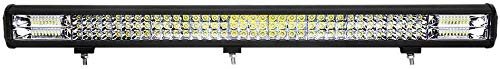 LED Arbeitsscheinwerfer, 864W Zusatzscheinwerfer 86400LM 6000K IP67 Wasserdicht Offroad Scheinwerfer Arbeitslicht