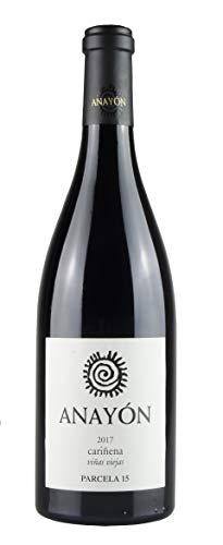 Anayón Parcela 15 - Variedad cariñena - Vino D.O. Cariñena - 750 ml