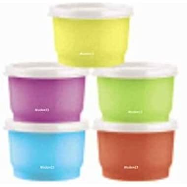 Tupperware Snack Cup Lunch Set of 5