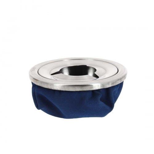 Atomic Sandbag Aschenbecher Blau