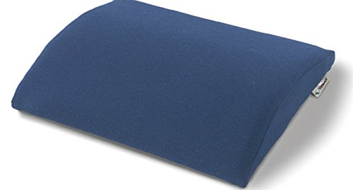 Tempur Transit Lumbar Stand Blue 30 x 25 x 6 cm