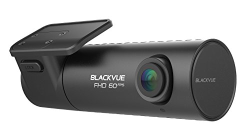 BlackVue DR590-1CH (128 GB) Dash Cam with Wide-Angle Full HD Video at 60 fps, Sony STARVIS Night Vision and Parking Mode