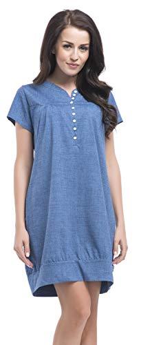 DN, Nachthemd, TM.8061 Jeans Gr. M