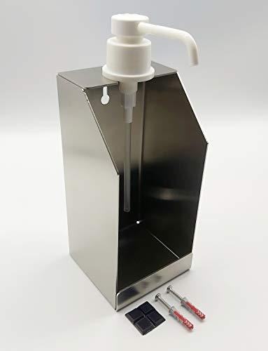 Desinfektionsmittelhalter mit Bode Dosierpumpe kompatibel nur für 1000 ml Sterillium Flaschen