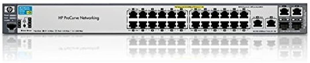 HP J9138A Procurve 2520-24 Poe Switch w/Mounts - J9138-6900?Çï1