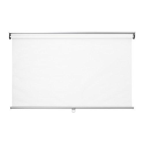 """IKEA Roller Blind, White 27x76 3/4"""", 14214.51417.1820"""
