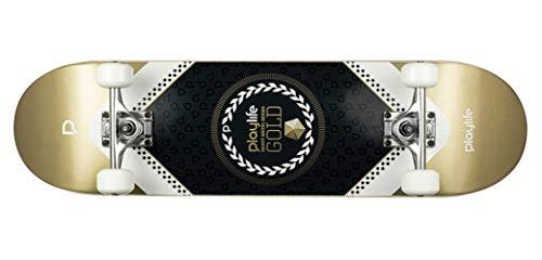 Playlife Skateboard Heavy Metal, 31