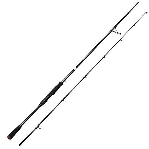 Savage Gear 259cm 70-130g SG2 Power Game - Spinnrute zum Hechtangeln, Hechtrute für Swimbaits & Wobbler, Big Bait Rute, Raubfischrute zum schweren Spinnfischen