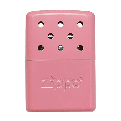 Zippo Refillable 6-Hour Hand Warmer (Pink) $6 + Free Shipping w/ Prime or on $25+