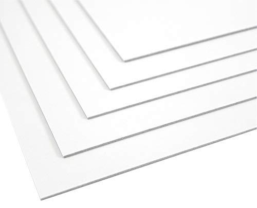 ペーパーエントランス 厚紙 A4 ボール紙 封筒 梱包 補強 紙 台紙 表紙 工作 画用紙 0.73�o厚 50枚 55049