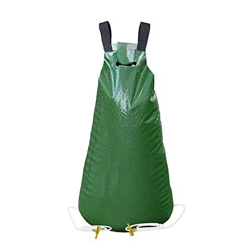 BKAUK - Bolsa de riego para árboles y plantas, 20 galones, con mangueras de agua para árboles y plantas