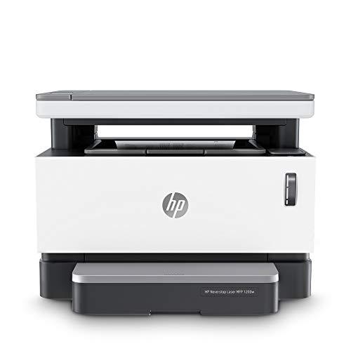 HP Neverstop Laser Multi-Function Direct Wi-fi 1200w Printer with Google Cloud Print (Print, Scan,Copy, Black)