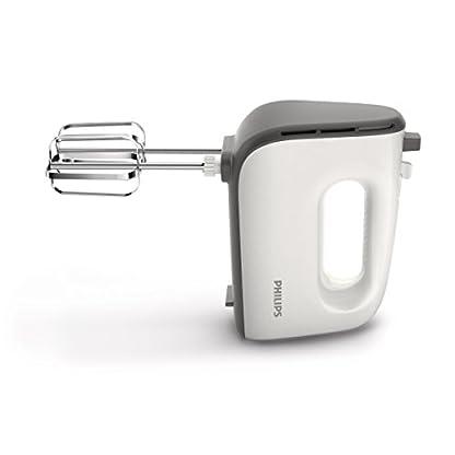 Philips-HR3740-HR374000–Handmixer-Edelstahl-Wei