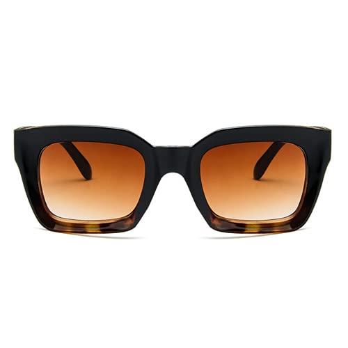 Mcottage Gafas de Sol cuadradas Gafas de Sol Sunglasses Sunglasses Sunglasses UV400, Gafas de Sol polarizadas