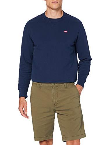 Levi's Herren Xx Chino Taper Ii Casual Shorts, Bunker Olive Light Wt Microsand Twill Ccu B, 34W