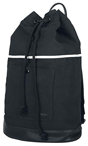 Bench Damen Interest Gymbag Rucksack, Black Beauty, 42 x 30 x 50 cm
