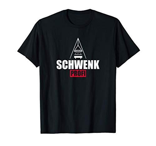 Schwenk Grill Meister Saarland Grillen T-Shirt