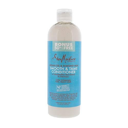 Sheamoisture Women's argan oil and almond milk smooth tame conditio Conditioner 764302314295