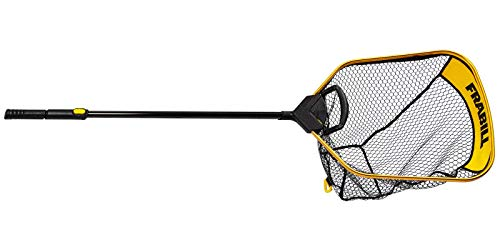 Frabill Power Extend 2427 Fishing Net, Landing Net with built in...