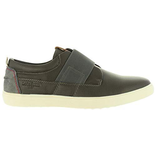 Zapatos de Hombre LOIS JEANS 84536 19 GRIS Talla 44