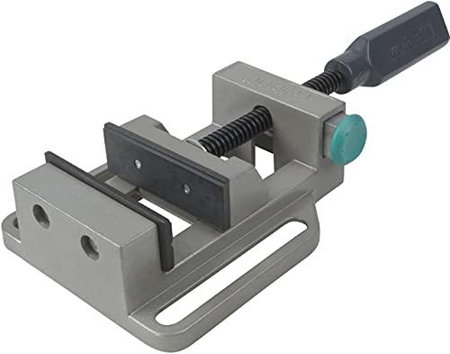Wolfcraft 4920000 4920000-1 Torno instantáneo, Boca 70 mm, Ancho de sujeción hasta 60 mm, 63mm