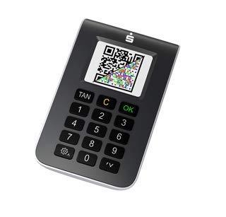 Photo QR CHIP-TAN-Generator für Online Banking für Sparkassen, Volksbanken, Raiffeisenbanken u.v.m.