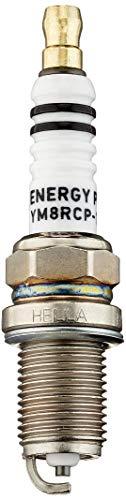 HELLA 8EH 188 704,011 Bujía de encendido , Energy Pro YM8RCP,11U , Ancho llave: 16 , Long. rosca: 19mm , Rosca exterior: 14mm , Dist. electr.: 1.1mm , Electrodo de masa
