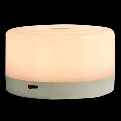 sal/ón o L/ámpara decorativa t/áctil LED con luz blanca recargable por cable USB y con dise/ño moderno para decoraci/ón de terraza L/ámpara de mesa LED L/ámpara RGB peque/ña con colores habitaci/ón