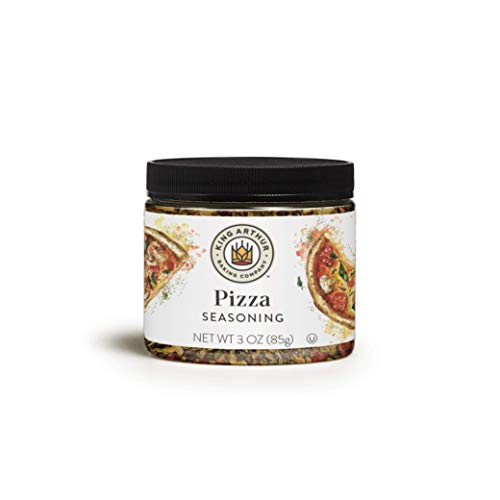 King Arthur Flour, Pizza Seasoning Made in USA Certified Kosher s, 3 Ounce