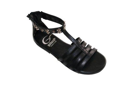 Gallucci Gallucci Sandalen für Mädchen in schwarz-36