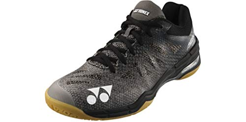 Yonex Power Cushion Aerus III R - Zapatillas de bádminton, Color Negro, Color Negro, Talla 44 EU