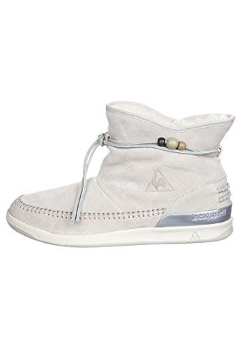 Le Coq Sportif Meribel Gray Morn Damen Moda Schuhe UVP 115€. (41 EU)