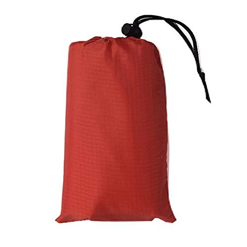 N\C DMKD 140 * 200 cm Bolsillo Picnic Impermeable Playa Estera Manta sin Arena Camping al Aire Libre Tienda de campaña Cubierta Plegable Ropa de Cama 3 tamaños 8 DMKD