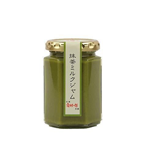 舞妓の茶本舗 抹茶ミルクジャム 150g瓶入 1410
