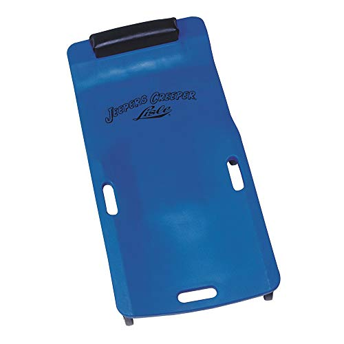 Lisle 94102 Blue Plastic Creeper
