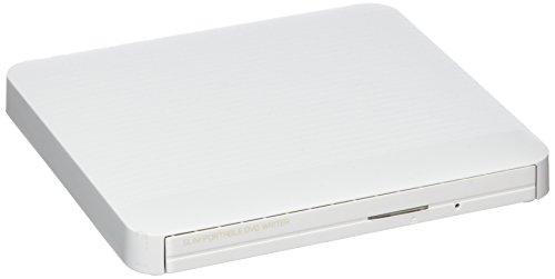 HL Data Storage GP50NW41 8x Super Multi USB 2.0 Portable DVD-RW-Laufwerk weiß