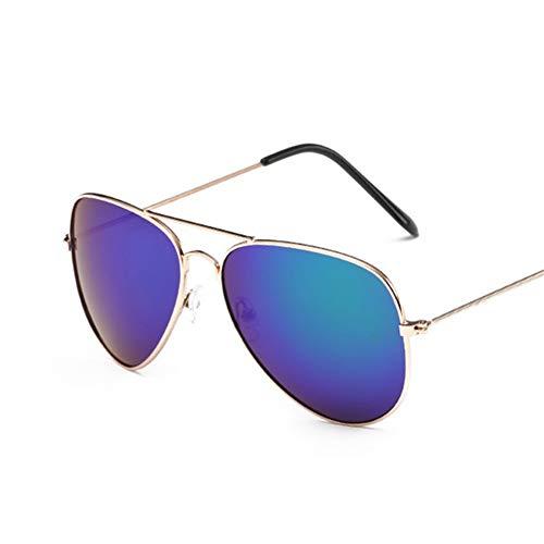 HNYL Gafas de sol Gafas de sol de última tendencia Gafas de sol de lu
