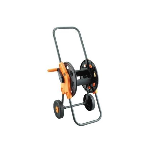 Natrain Carro Portamanguera Plegable, Negro, 48x31x11 cm, Roller