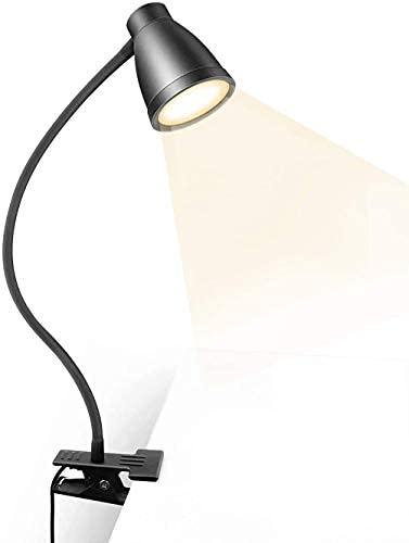 LED クリップライト 黒色