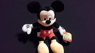 Disney Mickey Mouse Soft Bean Bag Plush Toy
