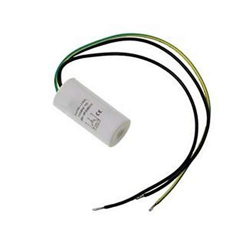 Condensador antiparasitario 0.1μF para lavavajillas BaukNECHT, IG